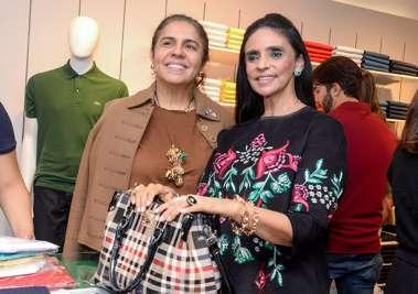 Laura Tanuri e Ana Zaidan em fotos de Valterio