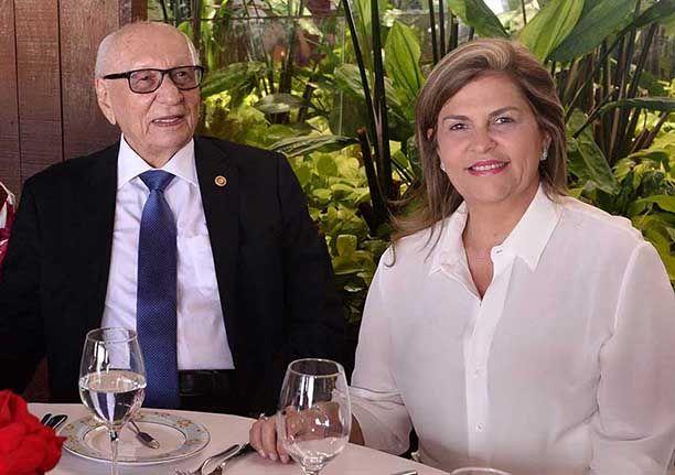 Leila Brito e Geraldo Leite, Superintendente e Presidente da FJS, acataram a ideia de July Isensee, e realizaram um mega evento filantrópico no Amado
