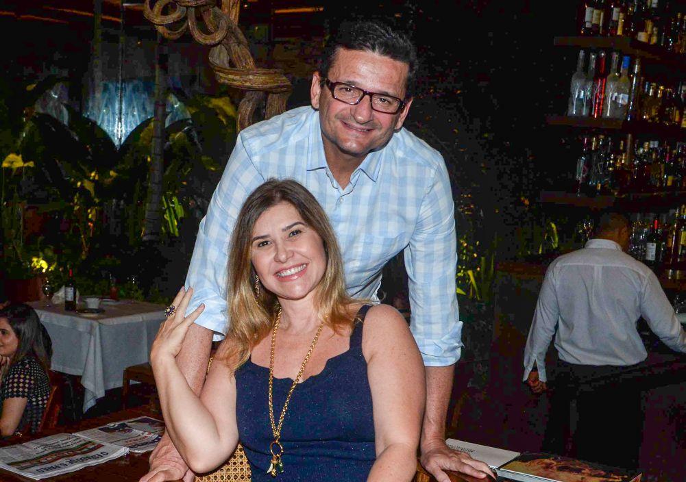 Veja quem jantou sábado dia 28 de setembro nos nos restaurantes Amado, Soho e Das