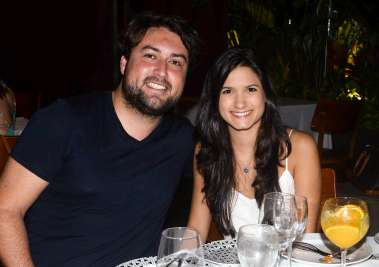 Willian Teixeira e Beatriz Valente