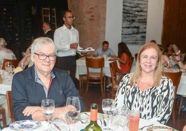 Marlusa e Rafael Amoedo em fotos de Valterio Pacheco