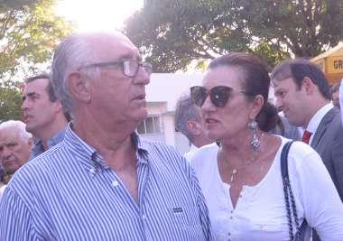 Tereza e Maurício Stern em fotos de Valterio Pacheco