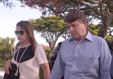 Patricia e Flávio Ayres em fotos de Valterio Pacheco