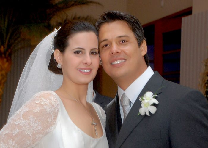 Casamento de Juliana Duarte e Fernando Porciúncula