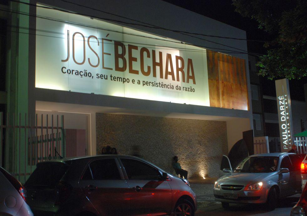José Bechara está espondo na Paulo Darzé