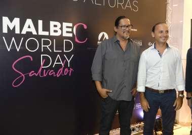 Cônsul da Argentina Santiago Trasmonte e o Cônsul Geral da Argenina em Salvador Pablo Virasoro em fotos de Valterio Pacheco