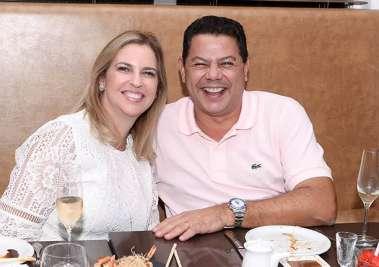Marcelo Sacramento e Monica no Soho em fotos de Valteiro