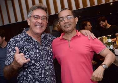 Dinho Santana e Barô do Soho