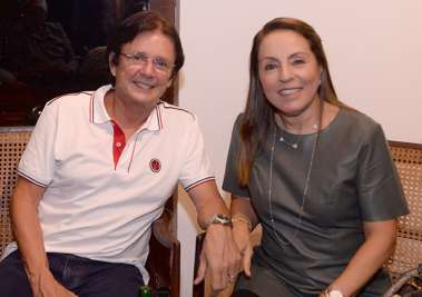 Marcia e Guto Amoedo