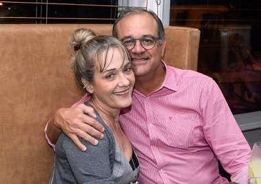 Maria Alice e Mário Mendonça em fotos de Valterio
