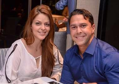 Lara e Thales de Melo Brito(Jurídico da Sinduscon)