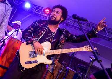 Cantor Jau em fotos de Valterio.com.br
