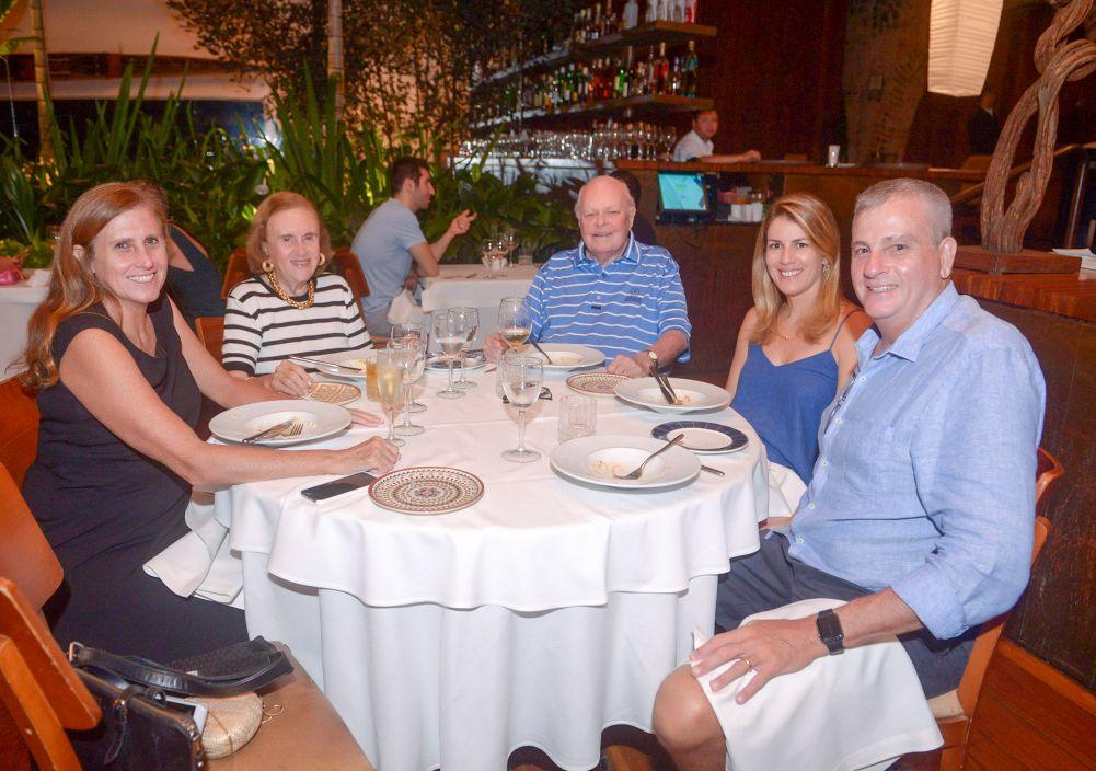 Veja quem jantou sábado(16/02) nos restaurantes Amado e Lafayette.Clique pra ver...