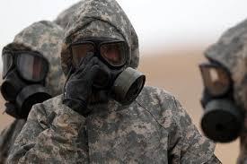 Militares dos EUA foram expostos a armas químicas após 2003